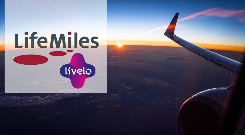 LifeMiles é o novo parceiro aéreo da LIVELO!