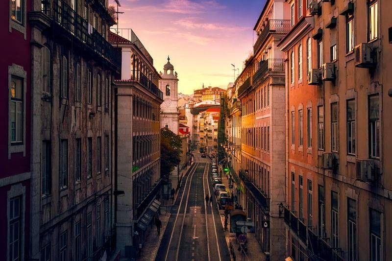 Passagens para Lisboa a partir de 26.400 pontos Multiplus!