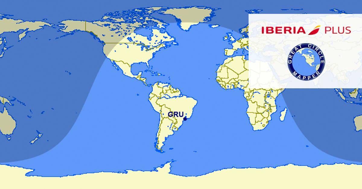 Como utilizar o site do GCMAP para ajudar nas emissões da Iberia
