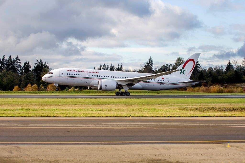 Royal Air Maroc irá mudar as aeronaves que voam para o Brasil