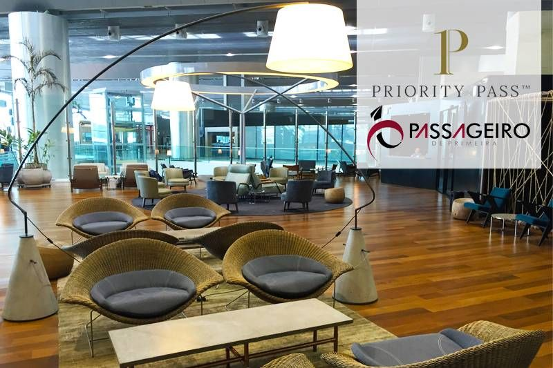 Priority Pass – Sua melhor maneira de acessar salas VIP's em aeroportos