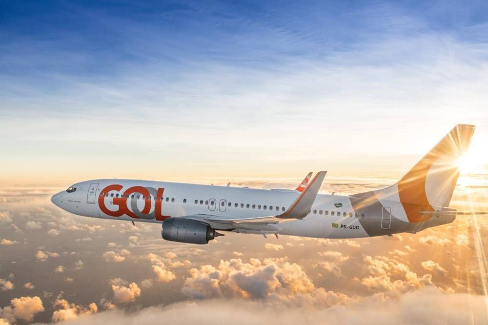 GOL anuncia voos diretos entre Brasília e Campinas