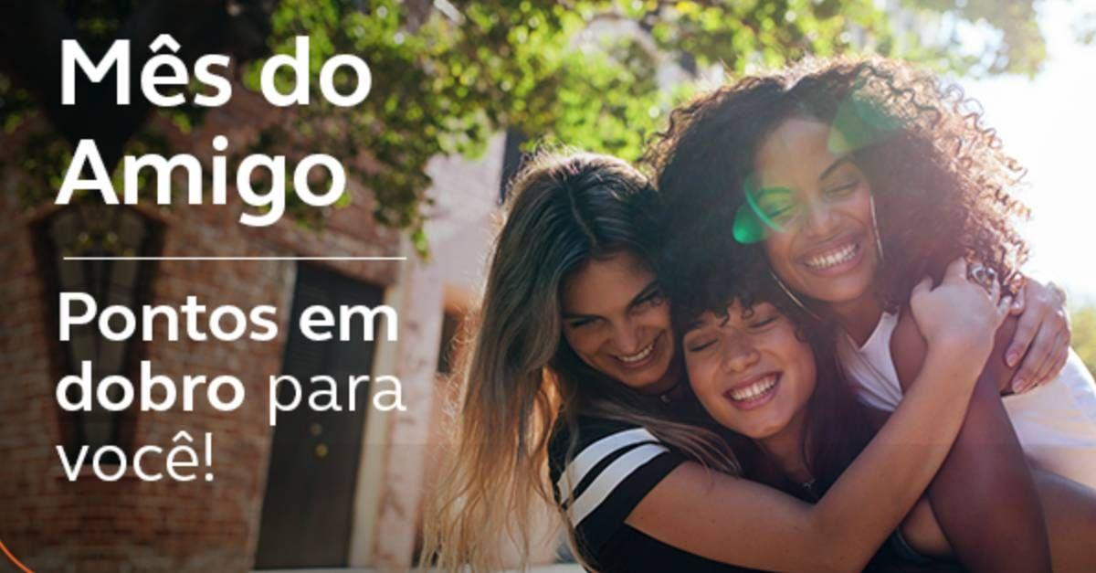 Amigo oferece o acúmulo do dobro de pontos na compra de passagens Avianca Brasil