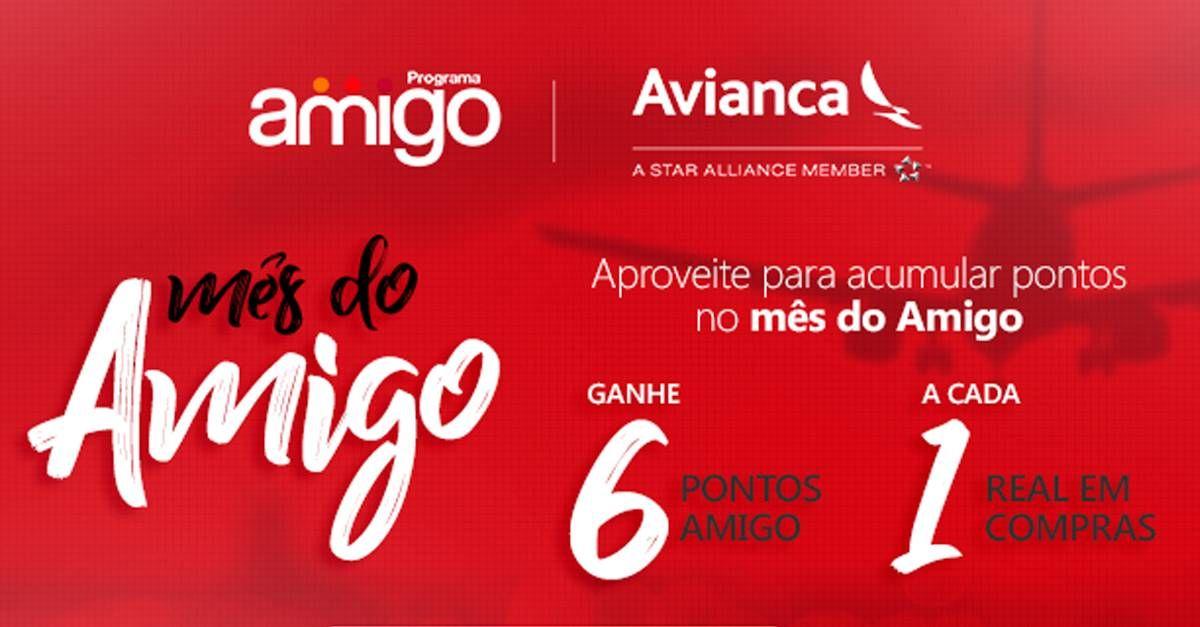 Amigo oferece 6 pontos por real gasto no Extra.com.br
