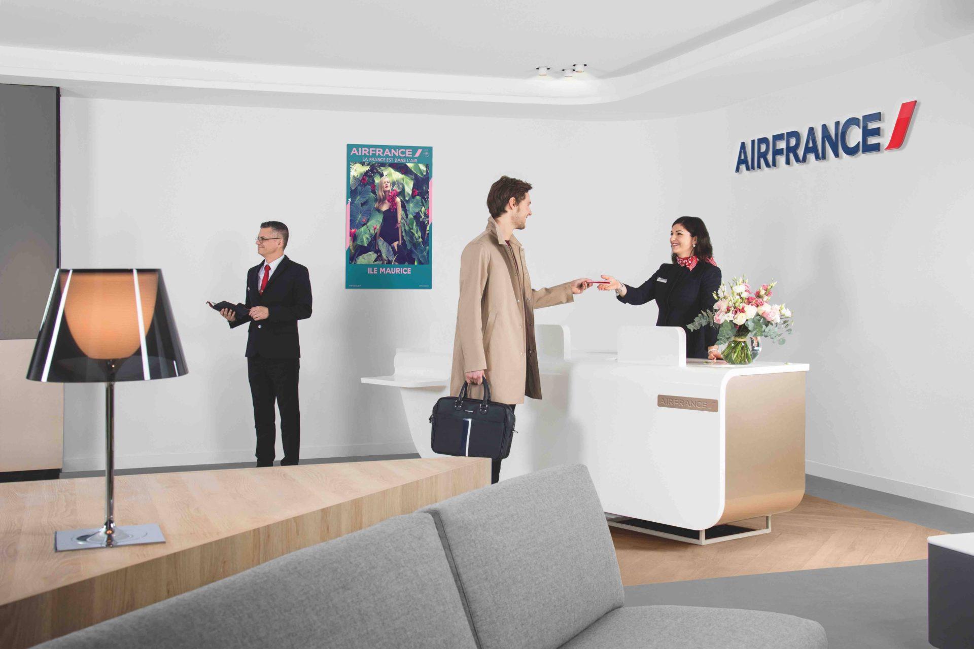 Air France lança nova Sala VIP no Hall L do aeroporto de Paris – Charles de Gaulle