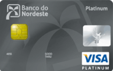 Banco do Nordeste Visa Platinum