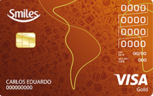 Banco do Brasil Smiles Visa Gold