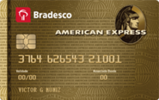 Bradesco American Express® Gold Credit
