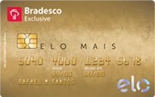 Bradesco Exclusive Elo Mais
