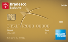Bradesco Exclusive Gold American Express
