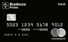 Bradesco Prime Mastercard Black