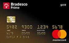 Bradesco Prime Mastercard Gold
