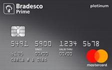 Bradesco Prime Mastercard Platinum
