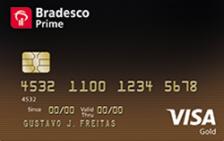 Bradesco Prime Visa Gold