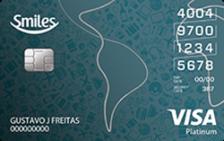 Bradesco Smiles Visa Platinum