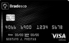 Bradesco Visa Infinite