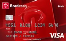 Bradesco Visa Nacional Mais