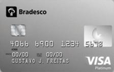 Bradesco Visa Platinum