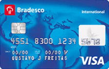 Bradesco Visa Universitário Internacional