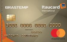 Brastemp Itaucard Internacional Mastercard