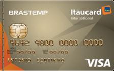 Brastemp Itaucard Internacional Visa