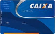Caixa Cartão Azul Mastercard
