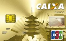 Caixa Cartão JCB Único