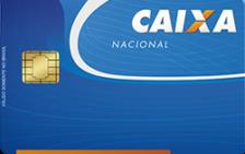 Caixa Cartão Nacional Visa
