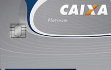 Caixa Cartão Platinum Mastercard