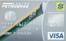 Cartão Petrobras Visa International
