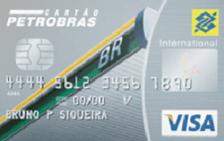 Cartão Petrobras Visa International
