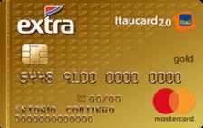 EXTRA Itaucard 2.0 Gold MasterCard