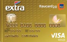 EXTRA Itaucard 2.0 Gold Visa