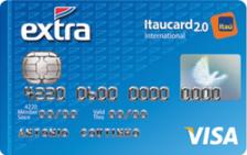 EXTRA Itaucard 2.0 International Visa