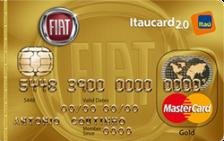 FIAT Itaucard 2.0 Gold MasterCard