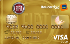 FIAT Itaucard 2.0 Gold Visa