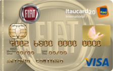 FIAT Itaucard 2.0 International Visa