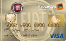 FIAT Itaucard 2.0 International Visa