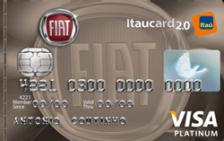 FIAT Itaucard 2.0 Platinum Visa