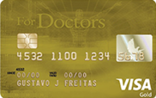 For Doctors Bradesco Visa Gold