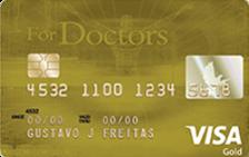 For Doctors Bradesco Visa Gold