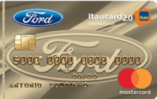 Ford Itaucard 2.0 International Mastercard