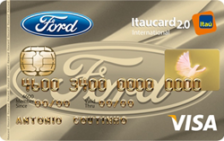 Ford Itaucard 2.0 International Visa
