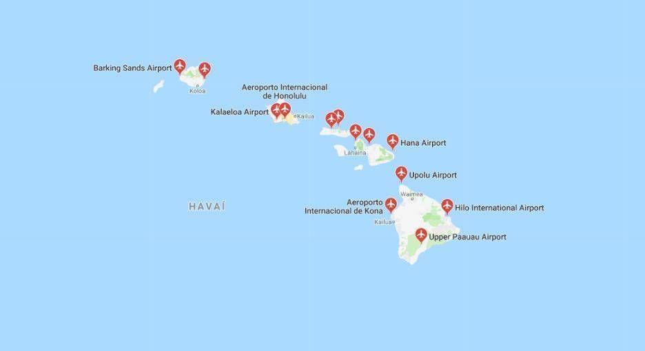 Havaí – Excelente oportunidade para emitir passagens usando pontos Multiplus!