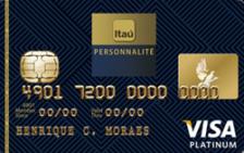 Itau Personnalité Platinum Visa