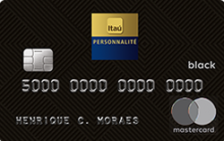 Itau Personnalite Mastercard Black