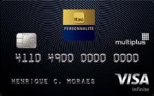 Itau Personnalite Multiplus Visa Infinite