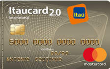 Itaucard 2.0 International MasterCard