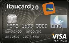 Itaucard 2.0 Platinum Programa Sempre Presente Visa