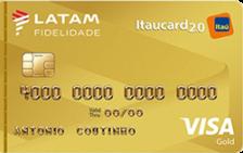 LATAM Itaucard 2.0 Gold Visa